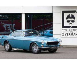 VOLVO P1800 E - RARE 72-ER MODEL - RESTORED CONDITION