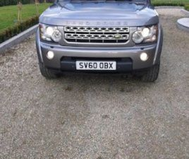 LAND ROVER DISCOVERY4 3.0TD XS V6 4X4 FOR SALE IN TYRONE FOR £10595 ON DONEDEAL