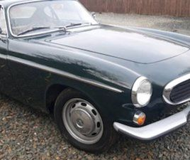 VOLVO P1800 S FOR SALE IN CAVAN FOR €29500 ON DONEDEAL