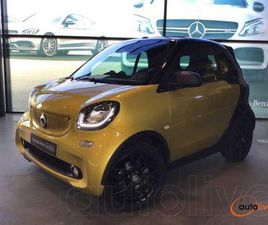 SMART FORTWO CABRIO 66 KW TURBO TWINAMIC - € 15.999 À VENDRE
