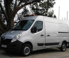 OPEL MOVANO 2.3D 100BHP L2H2 3500KG IRISH VAN FOR SALE IN DUBLIN FOR €5900 ON DONEDEAL