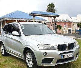 BMW X3 PACK M