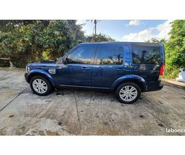 VOITURE LAND ROVER DISCOVERY IV.LA 3.0 T.D 4X4