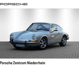 PORSCHE 911 CLASSIC KOMPLETTE HISTORIE-MATCHING NUMBERS