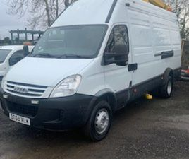 IVECO DAILY CHERRY PICKER FOR SALE IN ANTRIM FOR £8995 ON DONEDEAL