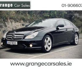 MERCEDES-BENZ CLS-CLASS CLS 320 CDI AMG FOR SALE IN DUBLIN FOR €7950 ON DONEDEAL