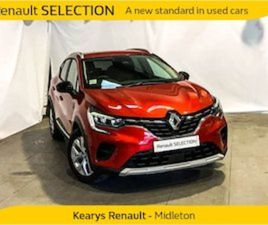 RENAULT CAPTUR ICONIC TCE 130 AUTO MY1 FOR SALE IN CORK FOR €26490 ON DONEDEAL