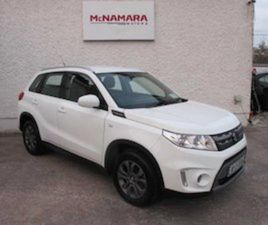 SUZUKI VITARA ONLY 32,000KM NATIONWIDE DELIVERY FOR SALE IN CORK FOR €17995 ON DONEDEAL