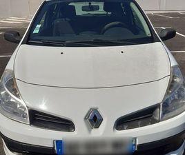 CLIO III COMMERCIALE 3 PORTES
