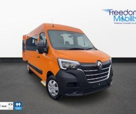 RENAULT MASTER PASSENGER WHEELCHAIR ACCESSIBLE 33 FOR SALE IN MAYO FOR €39900 ON DONEDEAL