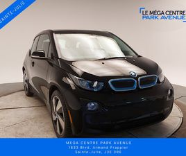 BMW I3 2016 WITH RANGE EXTENDER (#E12859) | GROUPE PARK AVENUE