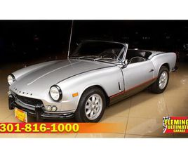 FOR SALE: 1963 TRIUMPH SPITFIRE IN ROCKVILLE, MARYLAND