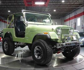 1986 JEEP CJ7 SUV