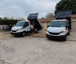 IVECO DAILY +GRUE HC INDUSTRIE 38 A 3 V1