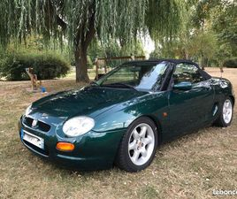 VOITURE MG F