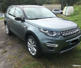 DISCOVERY SPORT HSE LUXURY 2015