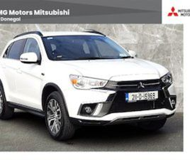MITSUBISHI ASX 1.6 INTENSE PRE REG VEHICLE - DEL FOR SALE IN DONEGAL FOR €26900 ON DONEDEA