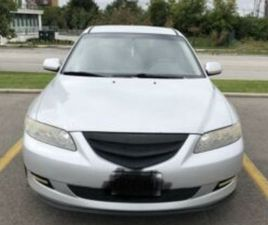 SOLD ✅✅MAZDA 6 2004 PART OUT OR SELL WHOLE VEHICLE $2000 | CARS & TRUCKS | CITY OF TORONTO