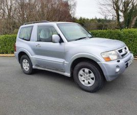 MITSUBISHI PAJERO, 2004 FOR SALE IN WICKLOW FOR €4750 ON DONEDEAL