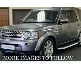 2010 LAND ROVER DISCOVERY 3.0 4 TDV6 XS 5D 245 BHP ESTATE DIESEL AUTOMATIC