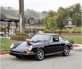 FOR SALE: 1973 PORSCHE 911 IN PLEASANTON, CALIFORNIA