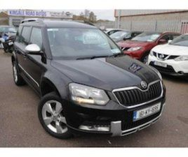 SKODA YETI OUTDOOR 2.0 TDI 110HP 4DR FOR SALE IN CORK FOR €13750 ON DONEDEAL