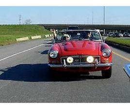 MGB 1969 MODERNISÉE, MÉCANIQUE CHEVROLET V/6, 2.8L. A INJECTION   CLASSIC CARS   LAVAL / N