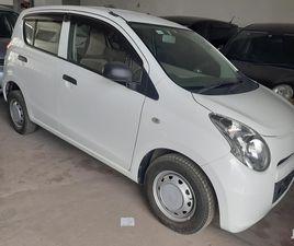 NEW SUZUKI ALTO 2012 1.0 WHITE