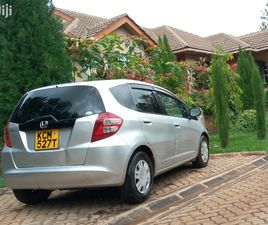 HONDA FIT 2010 AUTOMATIC GRAY