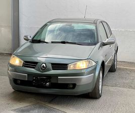 RENAULT MEGANE 2.0 5P AUTHENTIQUE AT