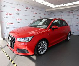 AUDI A1 2016 1.8 S LINE 5P AT