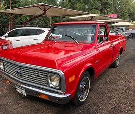 CHEVROLET CUSTOM C 10 1971 HERMOSA CAMIONETA!!! STD
