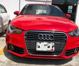 AUDI A1 1.4 RED EDITION MT