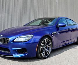 2016 BMW M6 GRAN COUPE ULTIMATE | COMPETITION | LOADED | CARS & TRUCKS | MISSISSAUGA / PEE