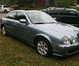 2003 JAGUAR S-TYPE V6   CARS & TRUCKS   CALGARY   KIJIJI