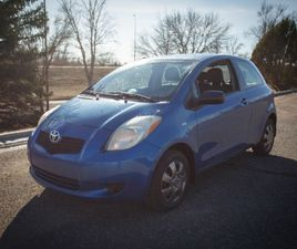 2007 TOYOTA YARIS CE RS | CARS & TRUCKS | MEDICINE HAT | KIJIJI