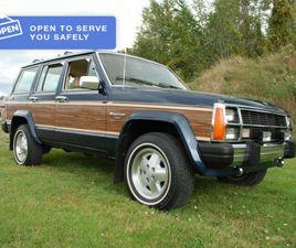 1989 JEEP USED WAGONEER   CARS & TRUCKS   OTTAWA   KIJIJI