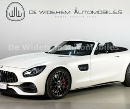 MERCEDES-BENZ AMG GT C ROADSTER EDITION 50 *NEW CAR*