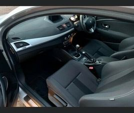 RENAULT, MEGANE, COUPE, 2011, MANUAL, 1461 (CC), 3 DOORS