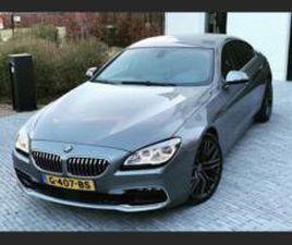 BMW 6-SERIE 640I GRAN CPE 3.0 XDRIVE AUT 2016 GRIJS