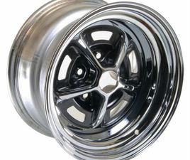 LOOKING FOR 15X7 AND 15X8 CHROME MAGNUM 500 WHEELS | CLASSIC CARS | EDMONTON | KIJIJI