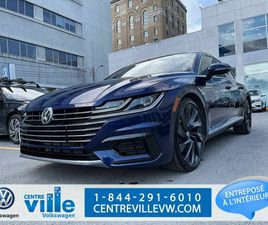 2019 VOLKSWAGEN ARTEON R-LINE-EXECLINE+COCKPIT-VIRTUEL+CUIR+TOIT+++CLEAN! | CARS & TRUCKS