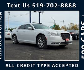 2016 CHRYSLER 300 | AWD | NAV | LEATHER | ROOF | ALL CREDIT ACCEPTED | CARS & TRUCKS | LON