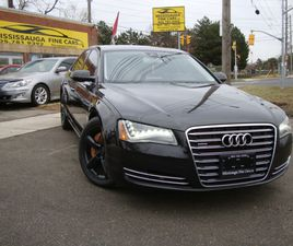 2011 AUDI A8 PREMIUM,FULLY LOADED,LOCAL,CLEAN CARPROOF | CARS & TRUCKS | MISSISSAUGA / PEE