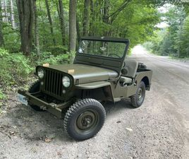 WILLYS CJ3A 1949 | CLASSIC CARS | OAKVILLE / HALTON REGION | KIJIJI