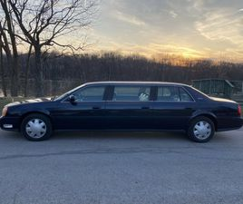 CADILLAC LIMOUSINE 2003 9 PLACES | CARS & TRUCKS | LONGUEUIL / SOUTH SHORE | KIJIJI