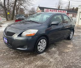 2010 TOYOTA YARIS AUTOMATIC/POWER OPTIONS/GAS SAVER/CERTIFIED | CARS & TRUCKS | CITY OF TO