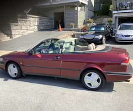 1996 SAAB 900SE CONVERTIBLE   CARS & TRUCKS   DARTMOUTH   KIJIJI