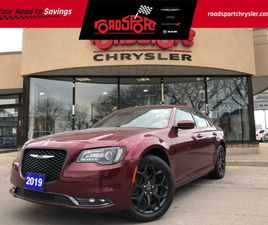 2019 CHRYSLER 300 S PACKAGE|AWD|LEATHER|CARPLAY|HEATED SEATS| | CARS & TRUCKS | CITY OF TO