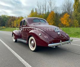FORD DELUXE V8 COUPE ! 59AB FLATHEAD MOTOR